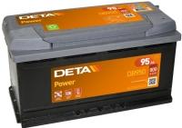 Автомобильный аккумулятор Deta Power DB950 (95 А/ч) -