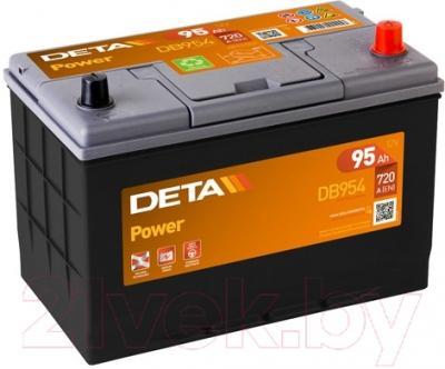 Автомобильный аккумулятор Deta Power DB954 (95 А/ч)