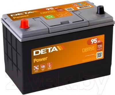 Автомобильный аккумулятор Deta Power DB955 (95 А/ч)