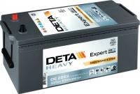 Автомобильный аккумулятор Deta Expert HVR DE2253 (225 А/ч) -