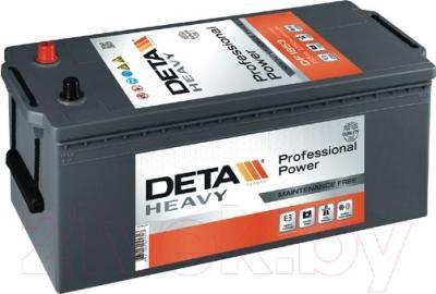 Автомобильный аккумулятор Deta Professional Power DF2353 (235 А/ч)