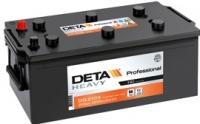 Автомобильный аккумулятор Deta Professional DG2153 (210 А/ч) -