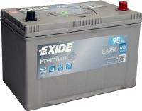 Автомобильный аккумулятор Exide Premium EA954 (95 А/ч) -