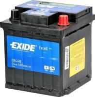 Автомобильный аккумулятор Exide Excell EB440 (44 А/ч) -
