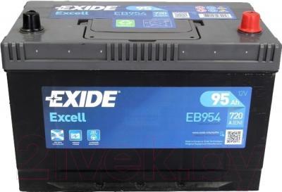 Автомобильный аккумулятор Exide Excell EB954 (95 А/ч)