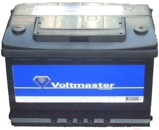 Автомобильный аккумулятор VoltMaster 54464 (44 А/ч)