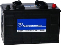 Автомобильный аккумулятор VoltMaster 12V R (110 А/ч) -