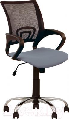 Кресло офисное Новый Стиль Network GTP Chrome (OH/5, LS-11)