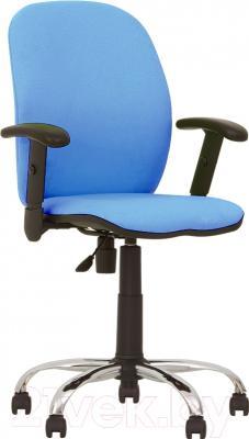 Кресло офисное Новый Стиль Point GTR Chrome (LS-17)