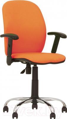 Кресло офисное Новый Стиль Point GTR Chrome (LS-70)