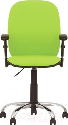 Кресло офисное Nowy Styl Point GTR Chrome (LS-79) - вид спереди