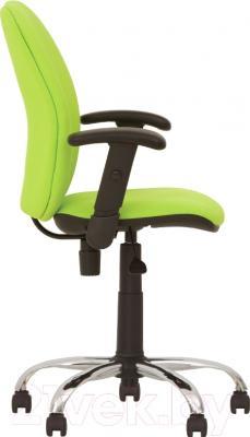 Кресло офисное Nowy Styl Point GTR Chrome (LS-79) - вид сбоку
