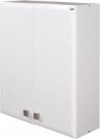 Шкаф для ванной Гамма 40.06 Ф2 (белый) -