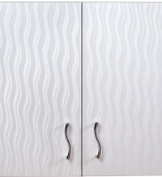 Шкаф для ванной Гамма 40.06 Ф2 (волна) -