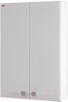 Шкаф для ванной Гамма 49.06 Ф2 (белый)
