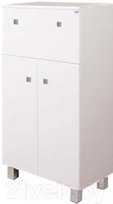 Тумба для ванной Гамма 32.60 Ф2 (белый)
