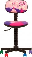 Кресло детское Новый Стиль Bambo GTS Princess -