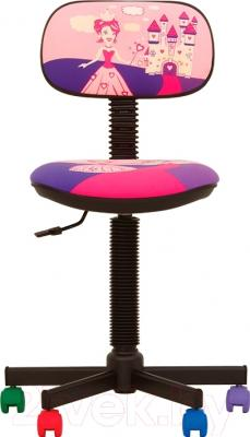 Кресло детское Новый Стиль Bambo GTS Princess