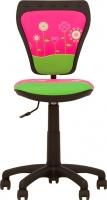 Кресло детское Новый Стиль Ministyle GTS Q (Flowers) -