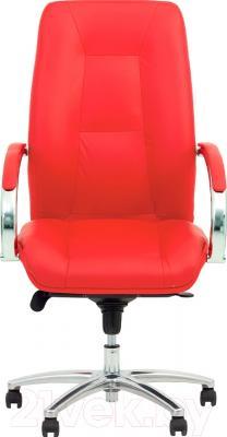 Кресло офисное Новый Стиль Formula Steel Chrome (LE-E) - вид спереди
