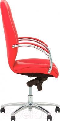 Кресло офисное Новый Стиль Formula Steel Chrome (LE-E) - вид сбоку