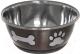 Миска для животных Lilli Pet Metal Star Bones 20-5633 -