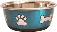 Миска для животных Lilli Pet Metal Star Bones 20-5624 -