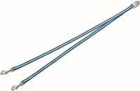 Сворка Flexi Vario Duo Belt FLX402 (S, синий) -