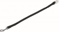 Поводок Flexi Vario Soft Stop Belt FLX395 (S, черный) -