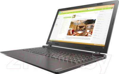 Ноутбук Lenovo 100-15 (80MJ005ARK)
