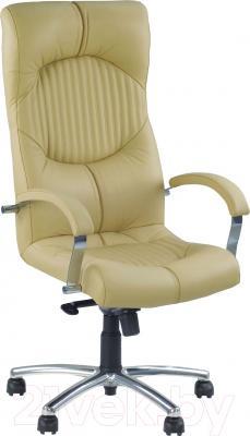 Кресло офисное Новый Стиль Germes Steel Chrome (SP-J)