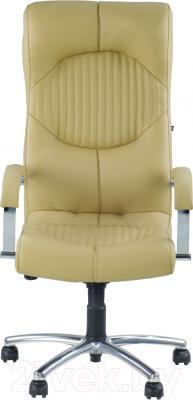 Кресло офисное Новый Стиль Germes Steel Chrome (SP-J) - вид спереди