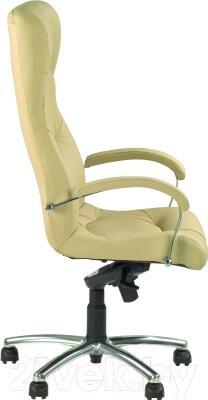 Кресло офисное Новый Стиль Germes Steel Chrome (SP-J) - вид сбоку