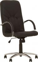 Кресло офисное Новый Стиль Manager Steel Chrome (ECO-30) -