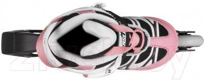 Роликовые коньки Powerslide Phuzion Orbit 940189 (размер 35-38, розовый)