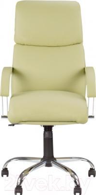 Кресло офисное Nowy Styl Nadir Steel Chrome/Comfort (LE-G) - вид спереди
