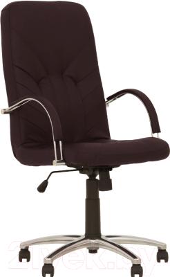 Кресло офисное Nowy Styl Manager Steel Chrome (SP-B)