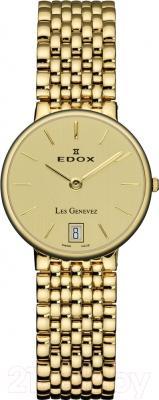 Часы женские наручные Edox 26016 37J DI2
