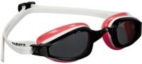 Очки для плавания Aqua Sphere K180 Kaiman Lady 173300 (белый/красный) -