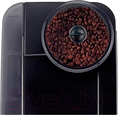 Кофемашина Bosch TES 55236 VeroCappuccino 200 - отсек для зерен