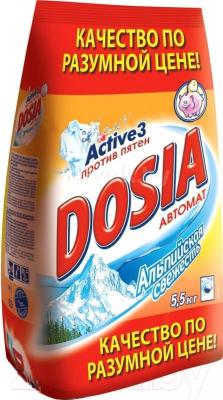 Стиральный порошок Dosia Альпийская свежесть (5.5кг)