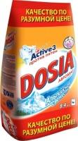 Стиральный порошок Dosia Альпийская свежесть (84кг) -