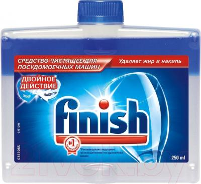 Гель для посудомоечных машин Finish 5 мощных функций (250мл)