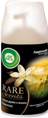 Сменный флакон Air Wick Freshmatic Черное дерево и ваниль (250мл)