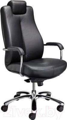 Кресло офисное Новый Стиль Sonata Steel Chrome (LE-A)