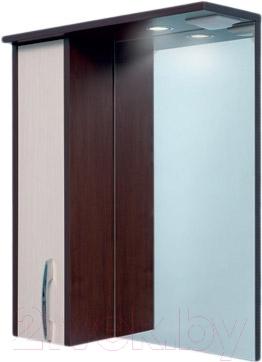 Шкаф с зеркалом для ванной Asomare Hit 60 (19.2.21-01)