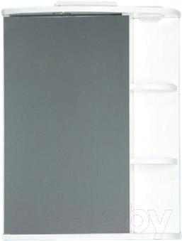 Шкаф с зеркалом для ванной Asomare Hit 60 (19.0.19-01)