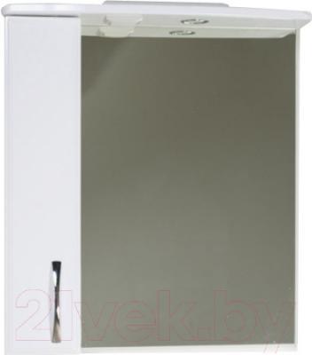 Шкаф с зеркалом для ванной Asomare Романа 70 (07.12-01)
