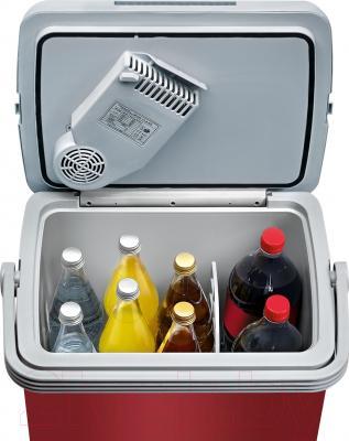 Автохолодильник Clatronic KB 3538 (красно-серый)