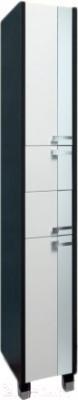 Шкаф-пенал для ванной Asomare Мокка 30 (35.27-01)